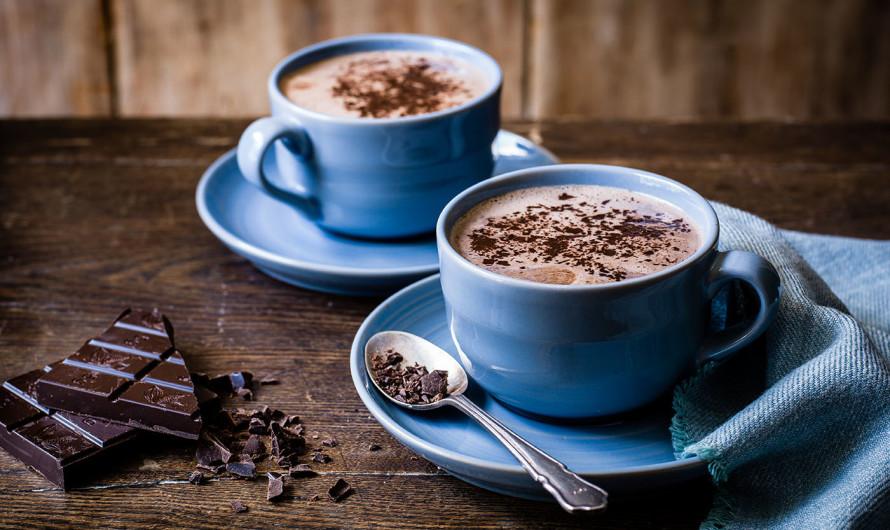 Где выпить настоящий горячий шоколад в Праге