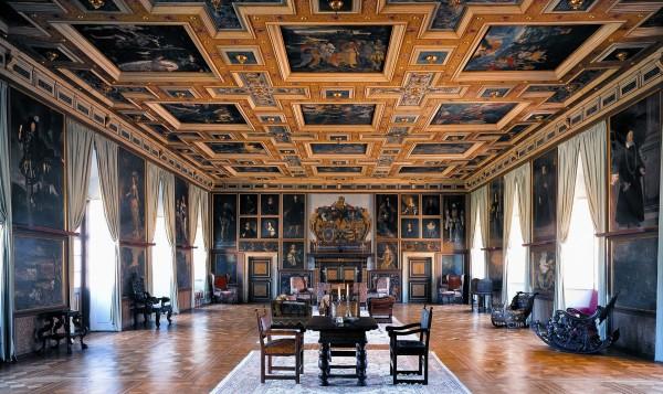40 самых красивых замков Чехии