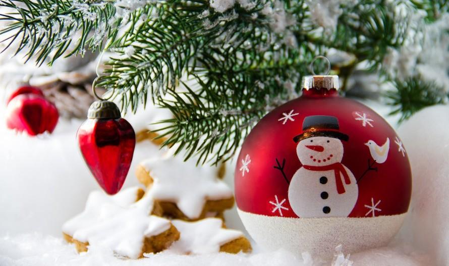 Рождественская ярмарка в Новомнестской ратуше