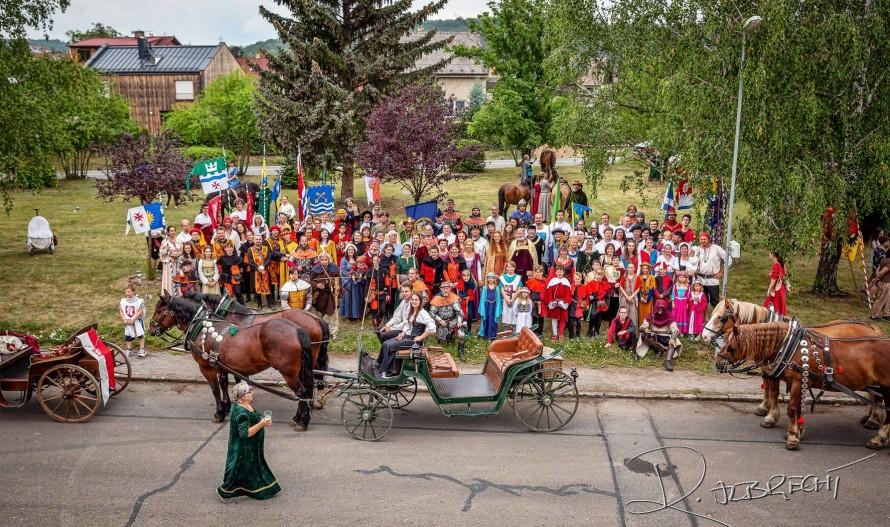 Королевское шествие 5