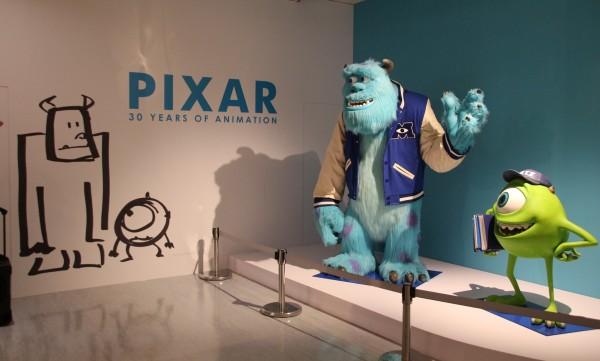 Pixar 30 лет мультипликации 1