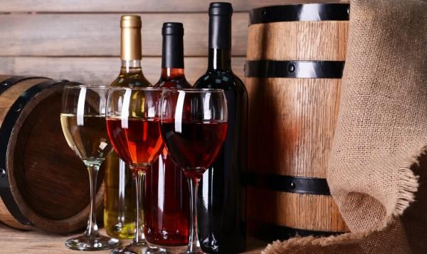 Винобрани в Гребовке